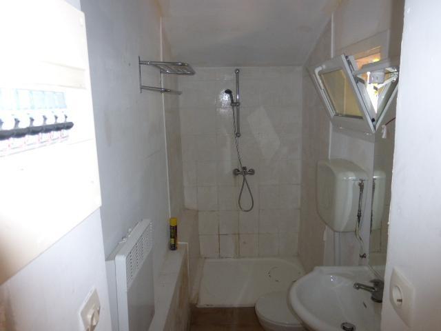 salle d'eau cabanon avec wc