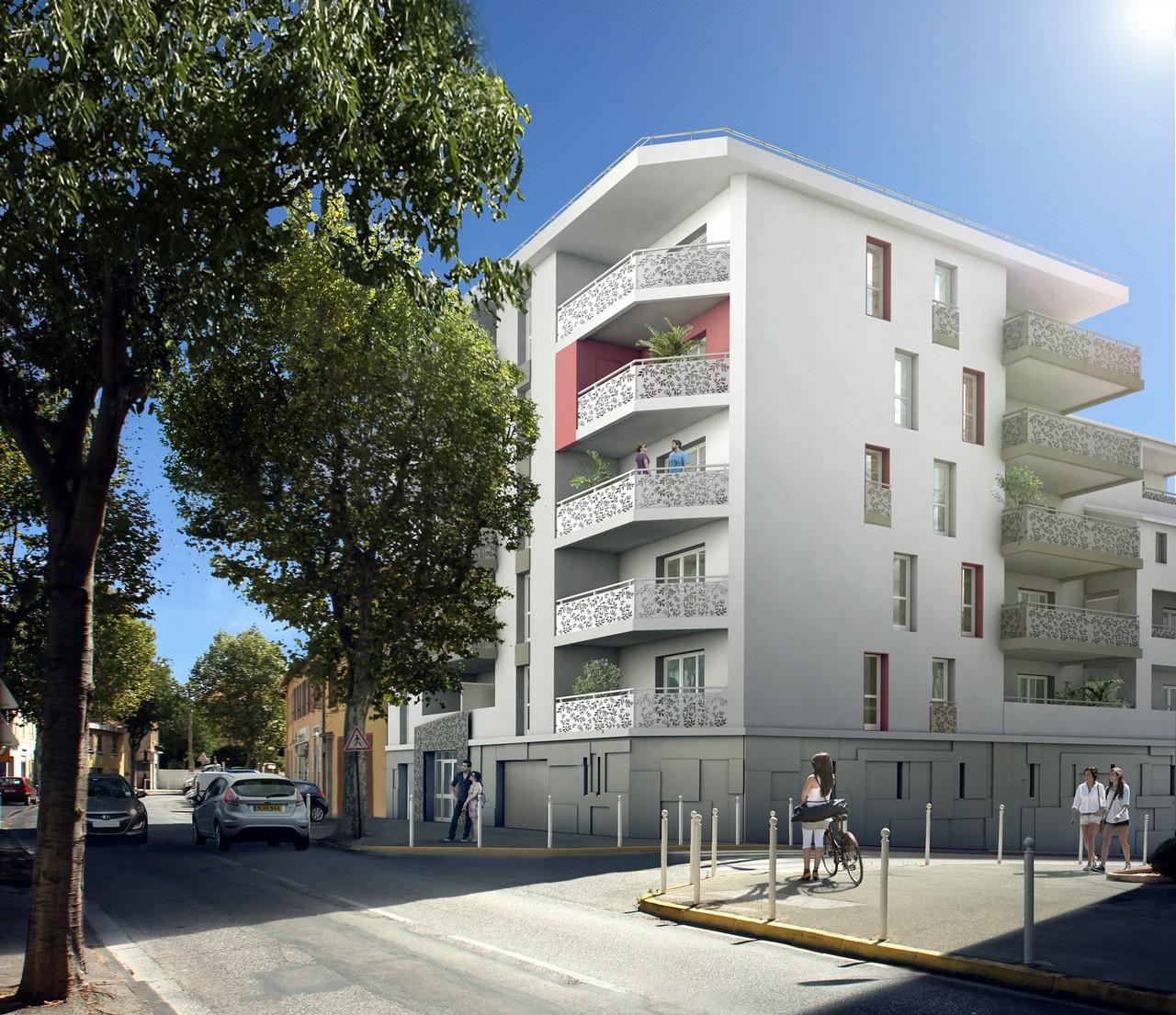 Offres programmes neufs programme neuf appartement t2 avec for Programme logement